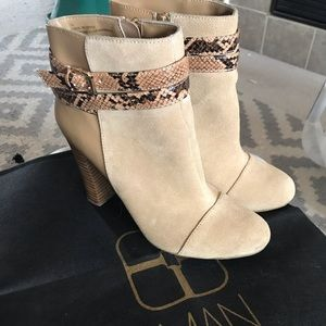 Ginny's | IMAN Camel Boots